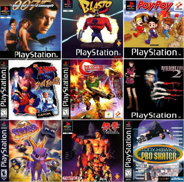8 player games ps1